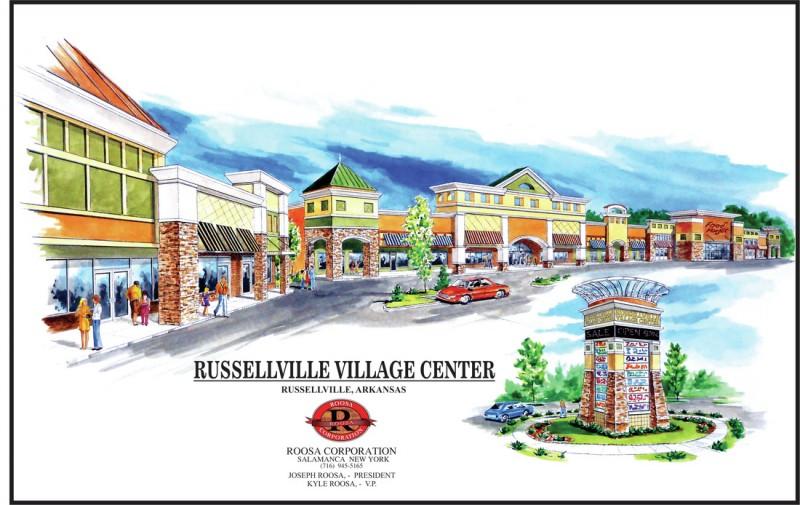 Russellville - Arkansas